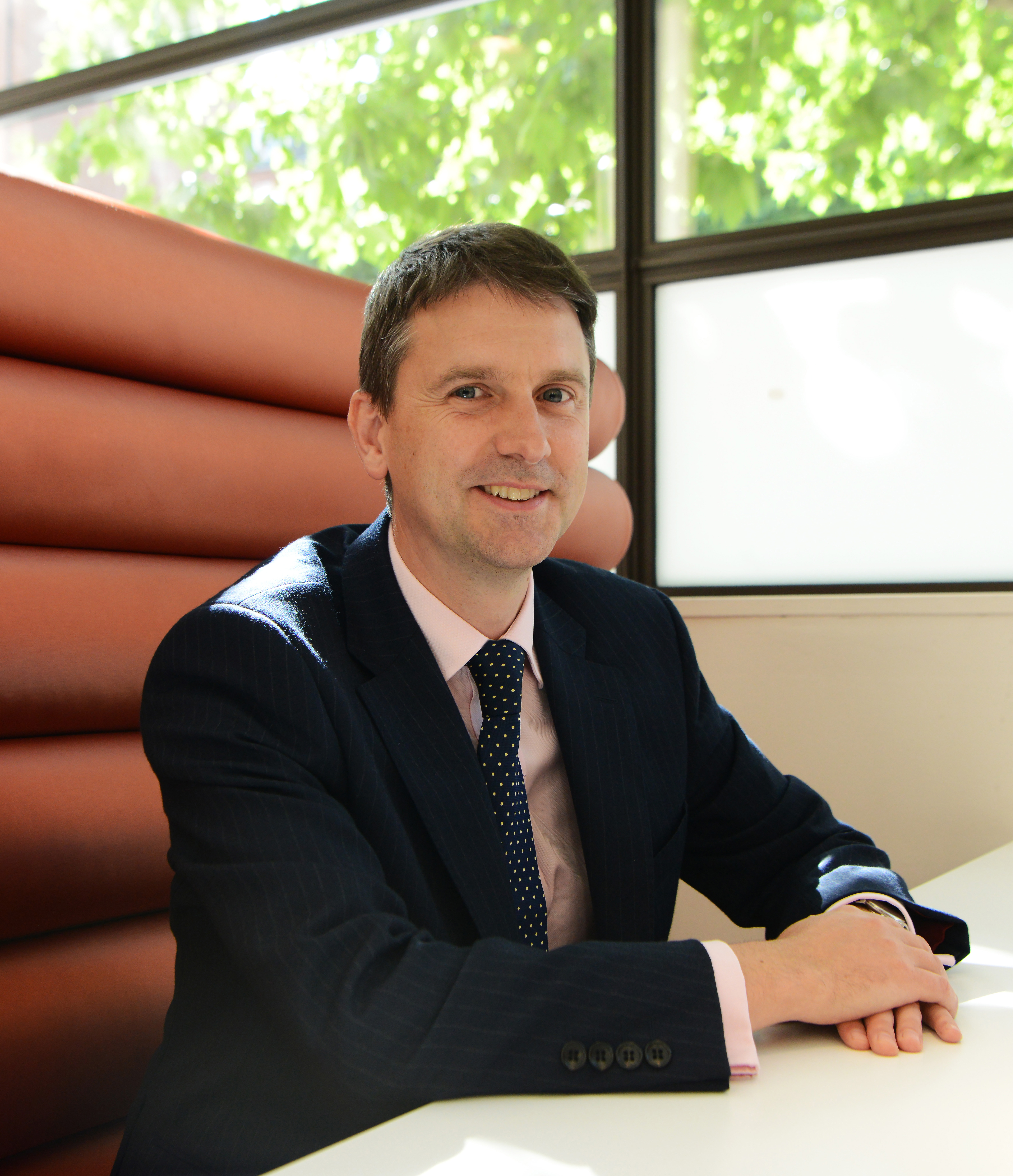 David Russell MA, PGCE