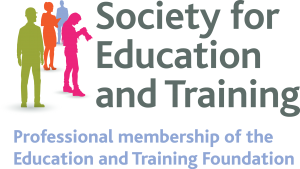 Society for Education and Training - Professional membership of the Education and Training Foundation