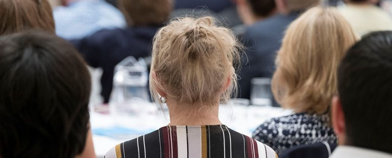 Back of heads - female