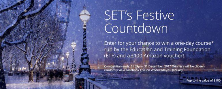 SET's Festive Countdown