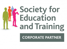 Society for Education and Training Corporate Partner
