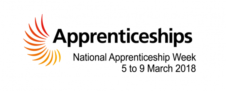 Apprenticeships, national apprenticeship week
