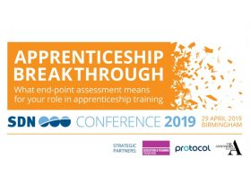 Apprenticeship breakthrough - what end point assessment means for your role in apprenticeship training