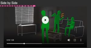 Screenshot of Prevent Side by Side animation