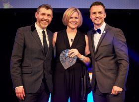 2019 FE Awards Teacher of the Year presentation