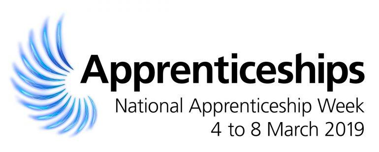 National Apprenticeships Week 2019 logo