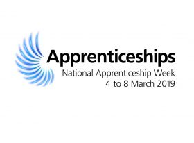 National Apprenticeships Week 2019 logo