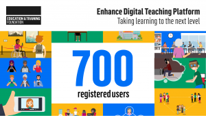 Enhance Digital Teaching Platform 700 Users
