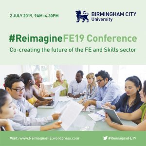 ReimagineFE 19 Conference