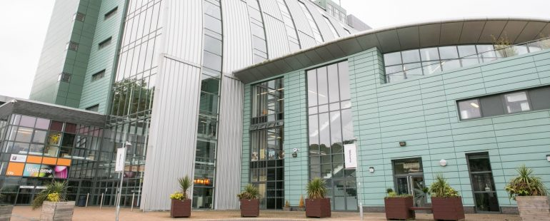 Sheffield College City Campus building