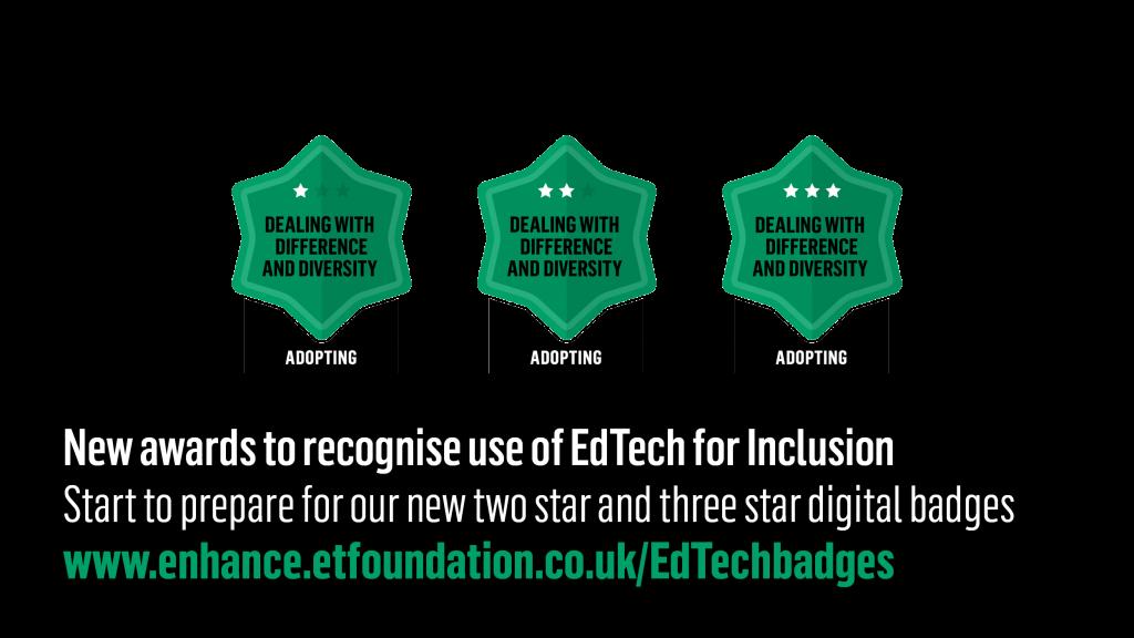 Enhance Digital Teaching Platform Badges