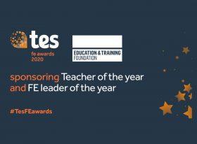 TES FE Awards ETF sponsored categories graphic