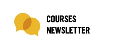 Courses newsletter