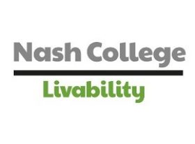 Livability Nash College in Bromley logo