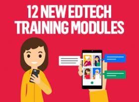 12 new Edtech modules