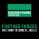 ETF Further Forces logo