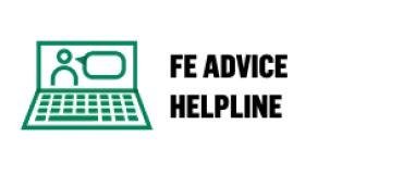 FE Advice Helpline icon