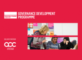 Promotional Graphic for Governance Development Programme