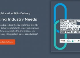 Further Education Skills Delivery Meeting Industry Needs