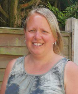 Helen Thurston headshot