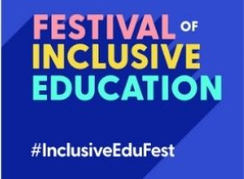 Texthelp Festival of Inclusive Education banner